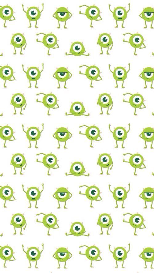 My Wallpaper Disney Wallpaper Iphone Wallpaper Monsters Inc