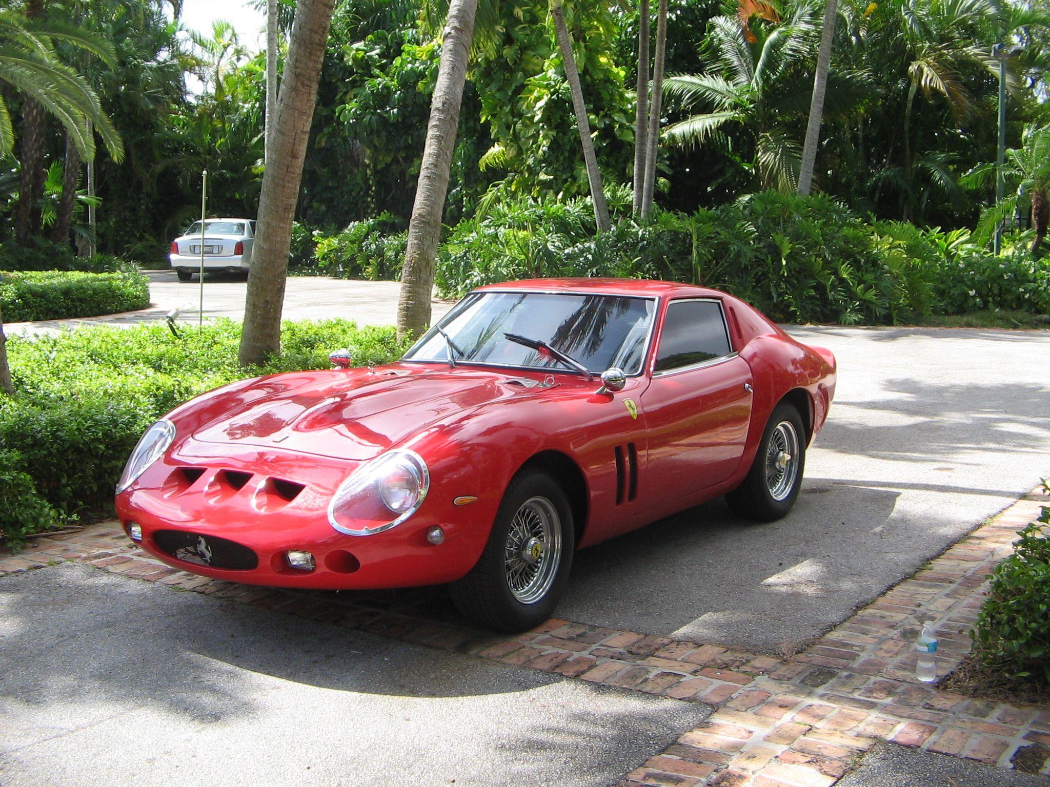 Ferrari 250 Gto Replica For Sale With Images Ferrari Replica