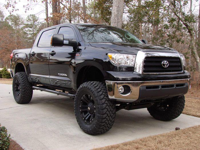 Pin By Landon Alvey On Dream Cars Toyota Tundra Trucks Black Toyota Tundra