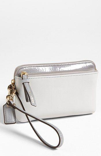 coach poppy phone wristlet available at nordstrom bags purses rh pinterest com