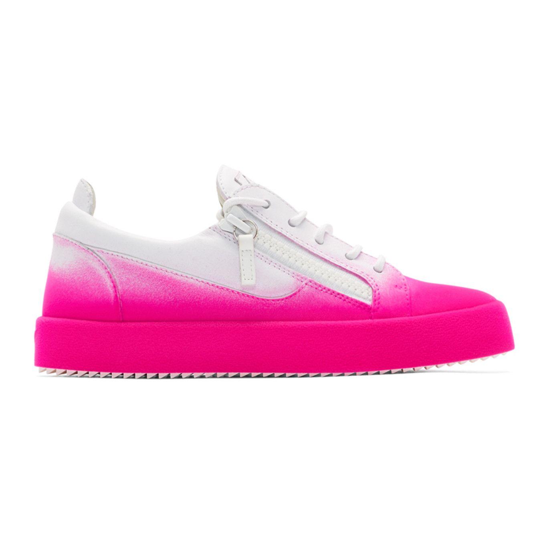 Giuseppe Zanotti & Flashy May London Sneakers