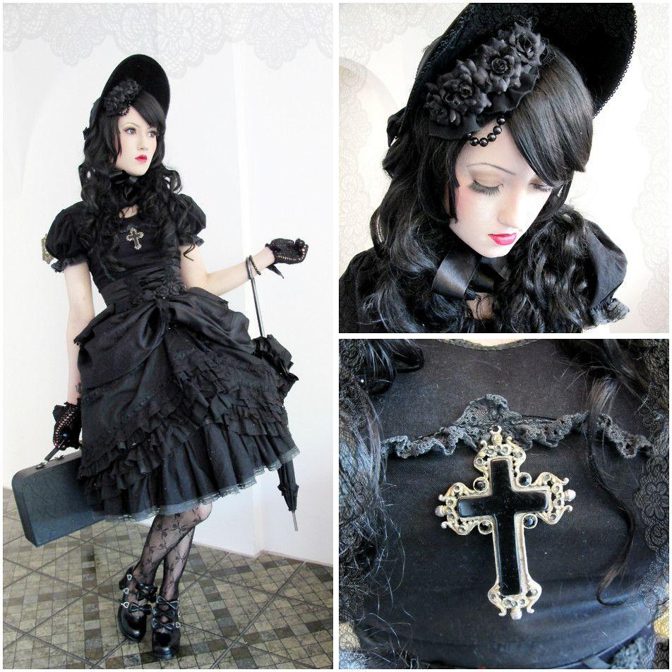 Vamp b sweet gothic rococo lookbook loves pinterest gothic