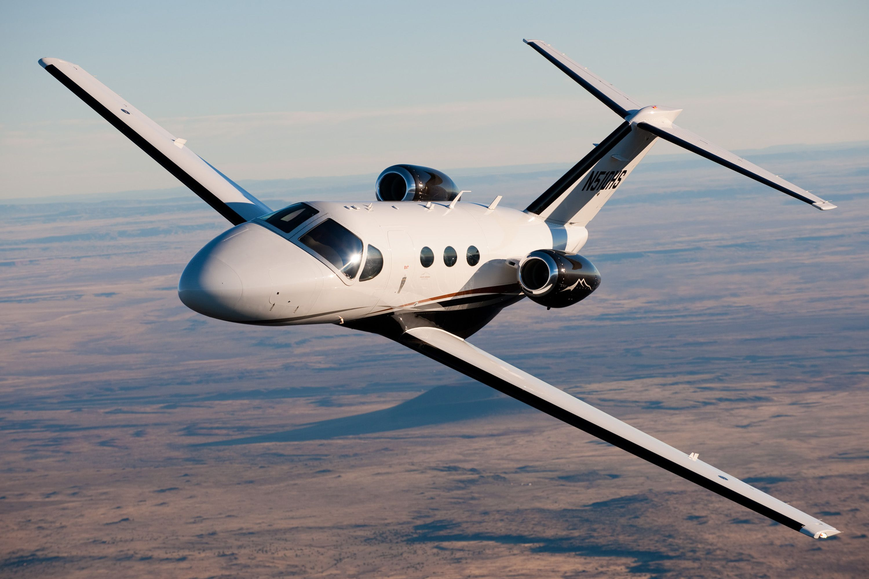 Cessna Citation Mustang Cessna Citation Mustang Aircraft Private Jet