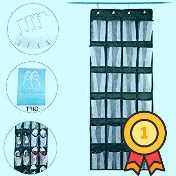 Hängeorganizer, Meepo Oxford schuh regal tür Ordnungssysteme mit 24 Taschen/T….