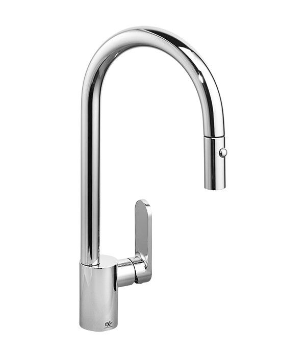 American Standard Goes Luxe The Dxv Collection With Images Kitchen Faucet American Standard Kitchen Fixtures