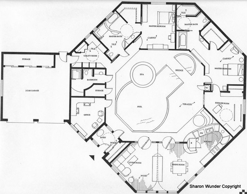 Free Dome House Plans | BARRIER FREE HOME PLANS