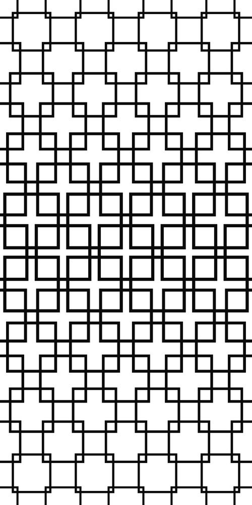 repeating monochrome square pattern design