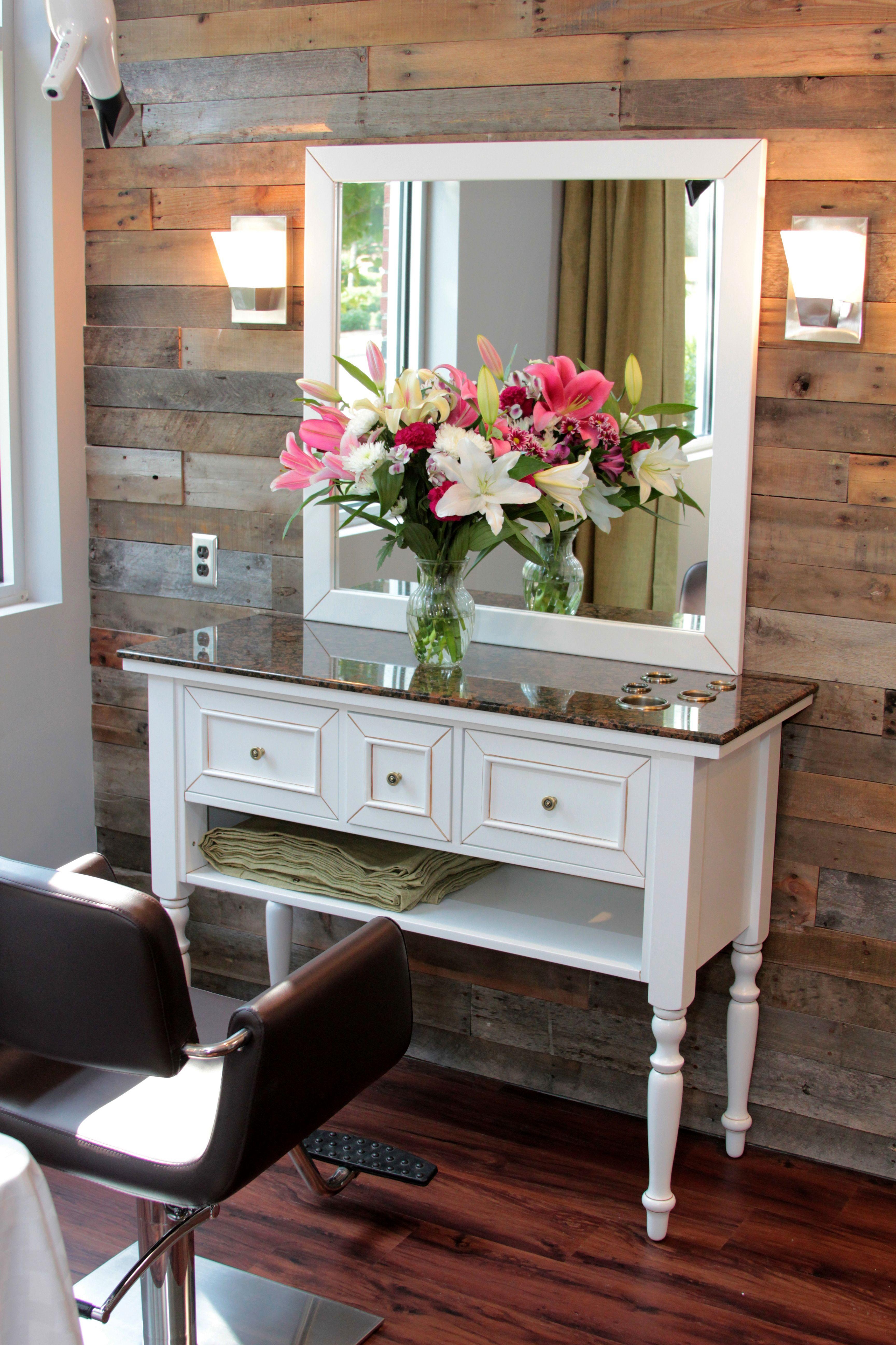 46+ Best Home Salon Decor Ideas For Private Salon On Your