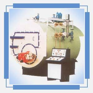 Boile Oil Gas Smoke Tube Package Boiler Water Generator Steam