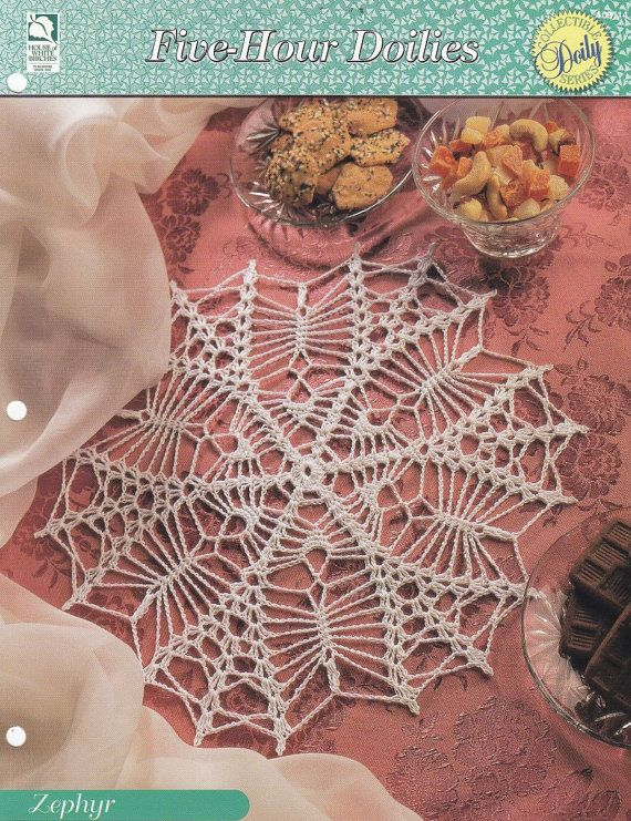 Spider Web Doily Crochet Pattern Perfect For By Paperbuttercup 3 99 Halloween Crochet Patterns Crochet Doilies Crochet Patterns