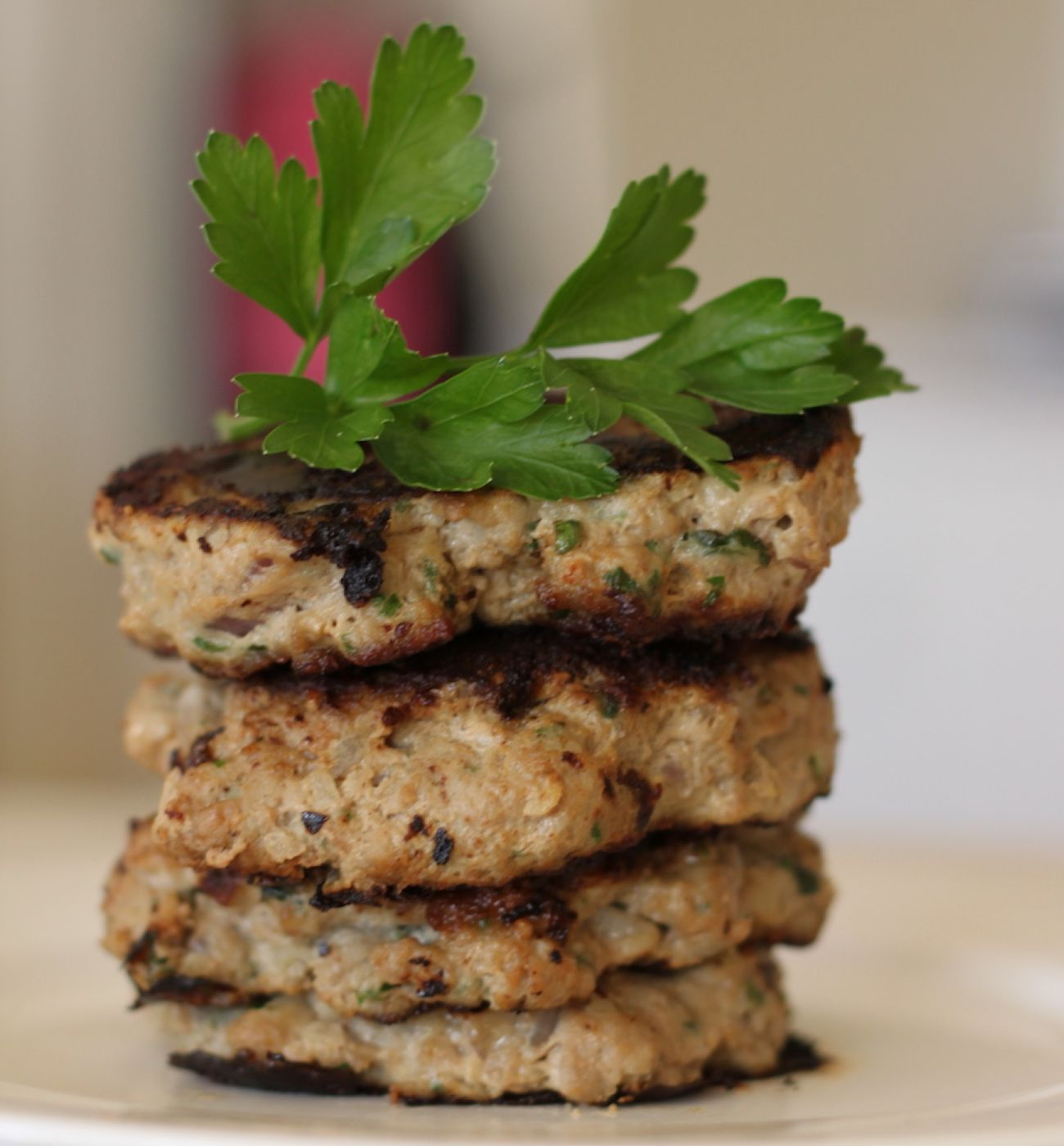 Turkey Rissoles | Recipe | Healthy turkey mince recipes ...
