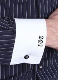 722952752bf Monogrammed cuffs