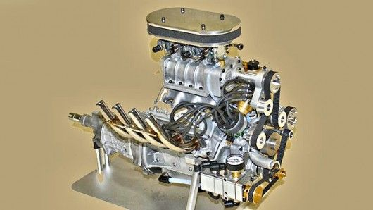 The World S Smallest Production Supercharged Four Stroke