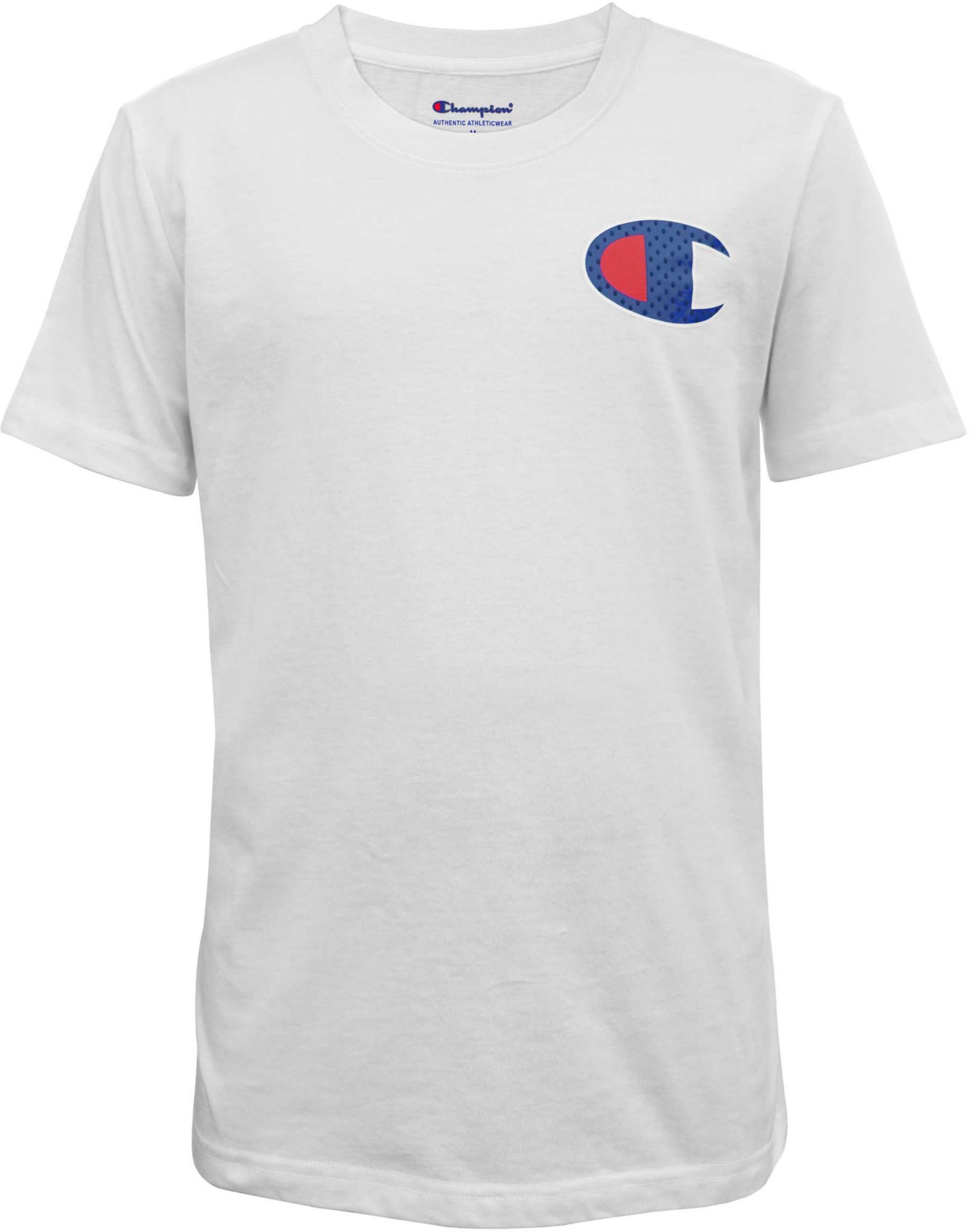 1a397adf2 Champion Boys' Textured C Logo T-Shirt in 2019 | Products | Shirts ...