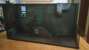 Back Alley (Diorama) Custom Diorama / Playset | Custom