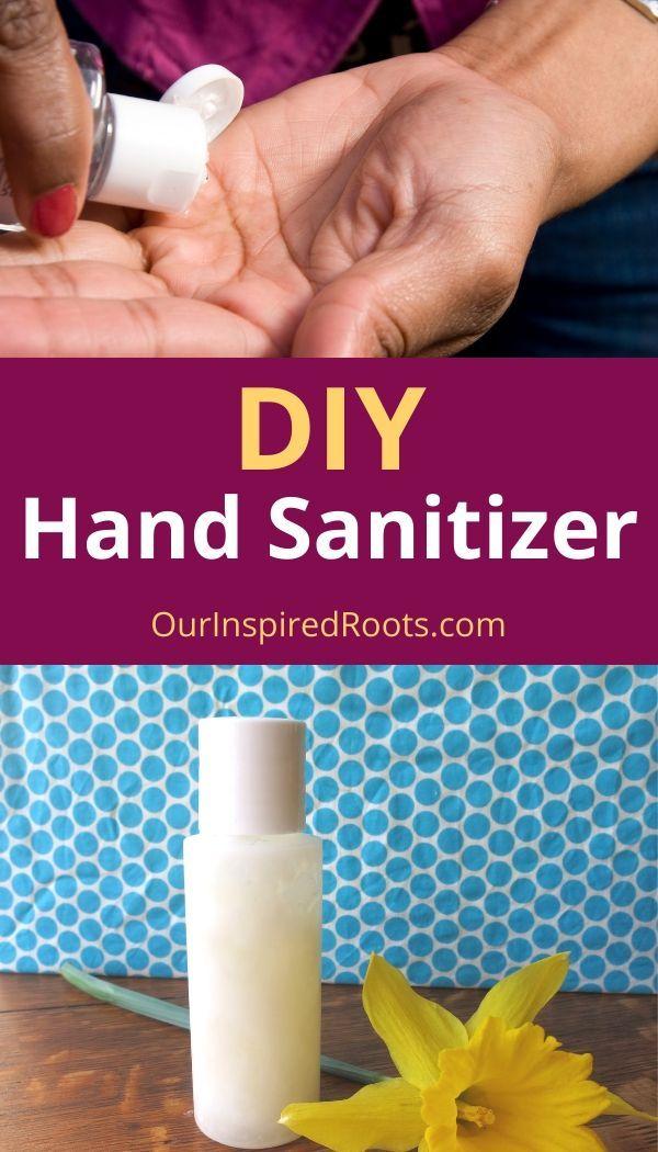 Homemade Hand Sanitizer Recipe Safe For Kids Too Hand