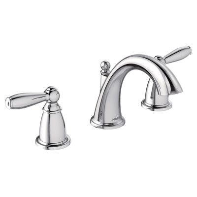 Moen Brantford Widespread Bathroom Faucet Bathroom Faucets