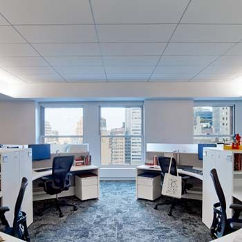 multiple rounds without the shelving units? Office space