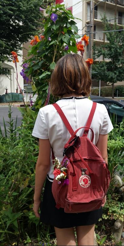 pinterest; @diamondchild69   Aesthetic backpack, Kanken