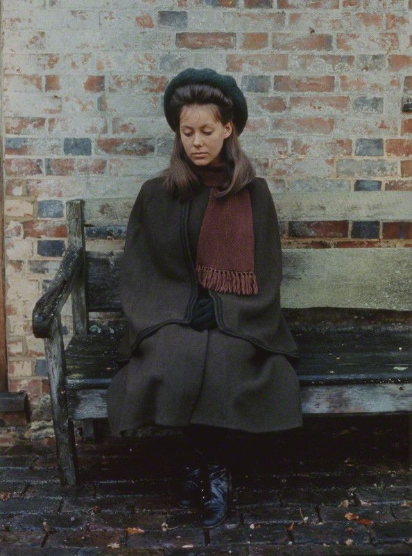 Jenny Agutter As Bobbie Waterbury In The Railway Children By