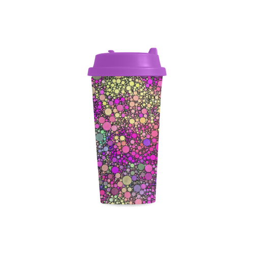 bubble fun 716A Double Wall Plastic Mug