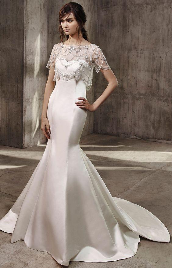 Wedding Dress Inspiration - Badgley Mischka | Latest Wedding Dresses ...