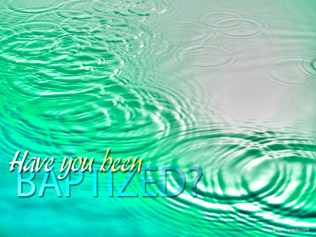 Baptism | Baptism Background | PowerPoint Background ...
