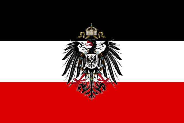 Flag Of The German Empire 1870 1918 Deutsche Geschichte Geschichte Kaiserreich