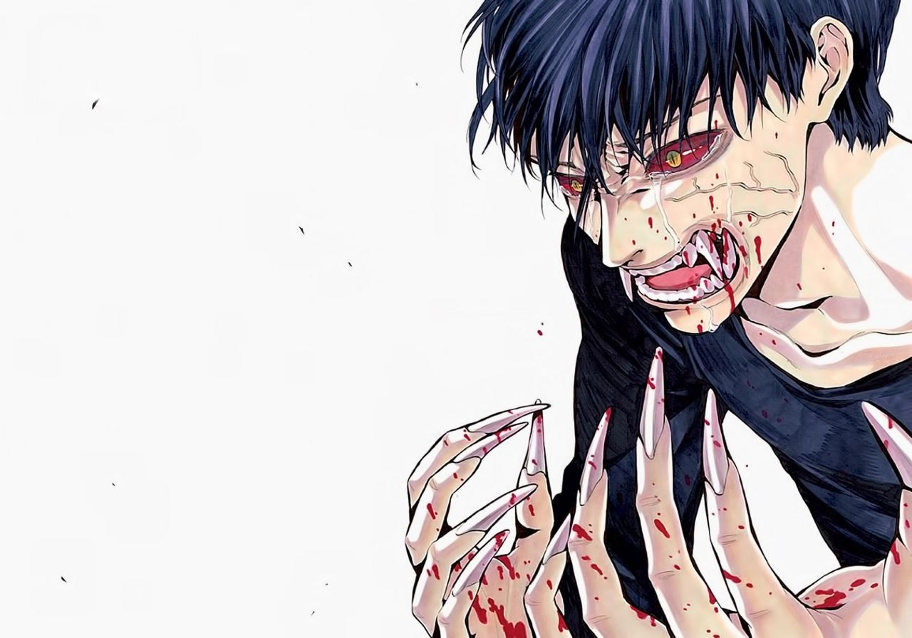 Devils Line Yuuki Anzai Arte de anime, Anime y Arte
