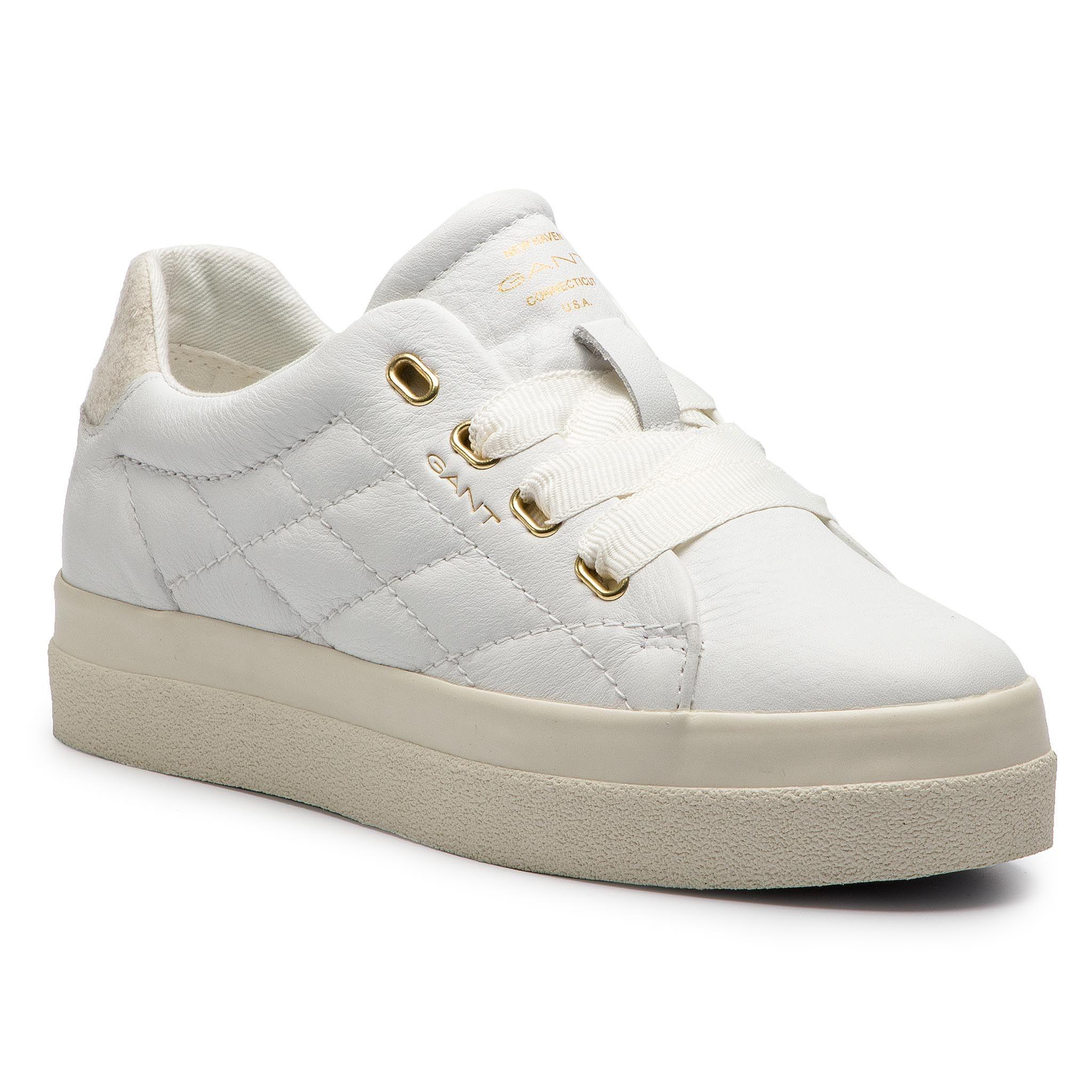 4a50b4028b21 Sneakers GEOX - D Gendry A D745TA 01222 C1002 Off White