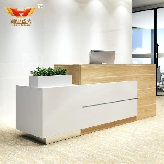 Elegant Reception Desk Stylish Office Public Front Pictures Photos Office Interior Design Modern Modern Reception Desk Office Table Design