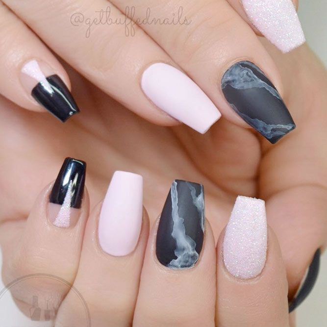 20 Amazing Short Coffin Nails Designs You Have To Try Coffin