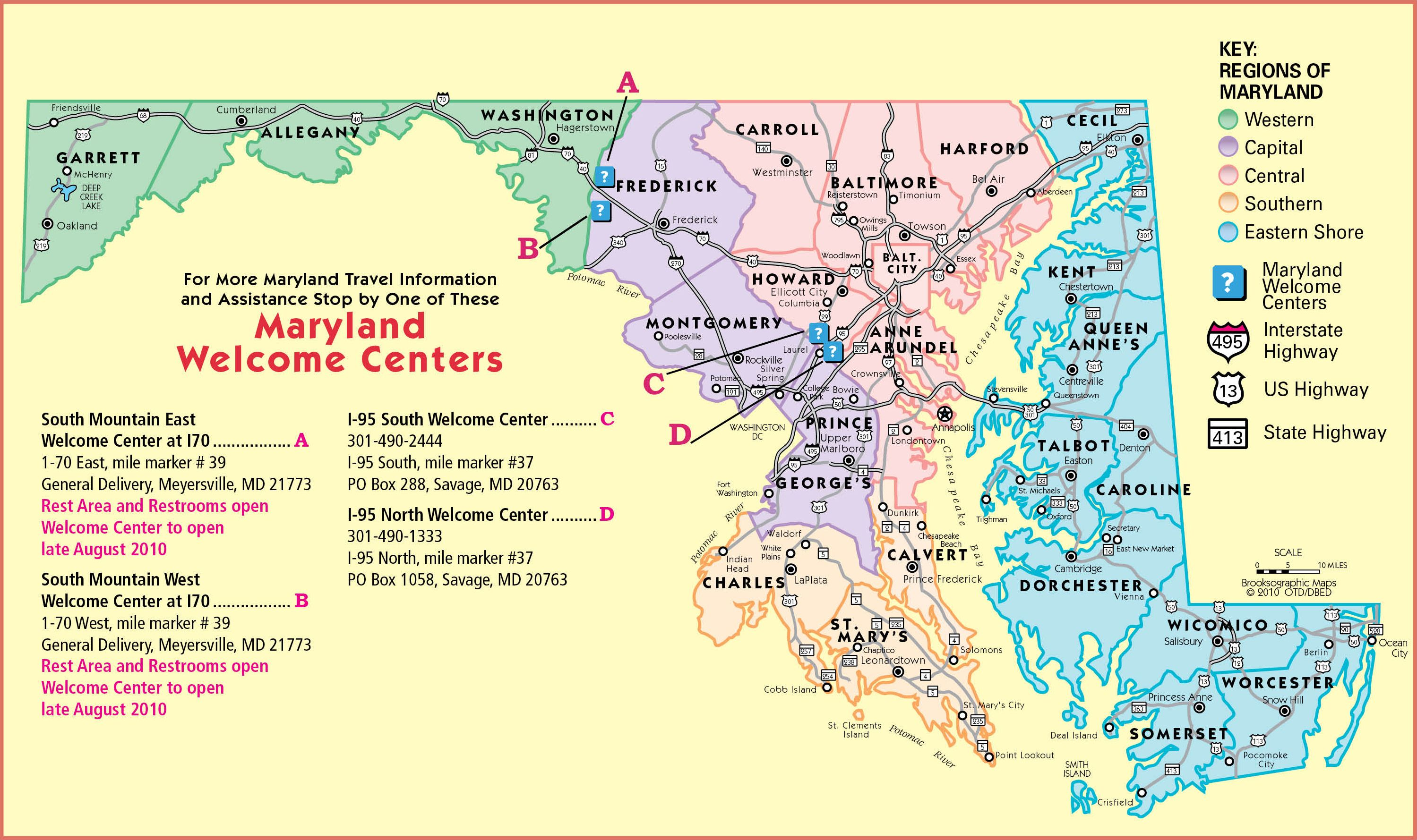 maryland map Google Search Maryland Maps Place in MD and