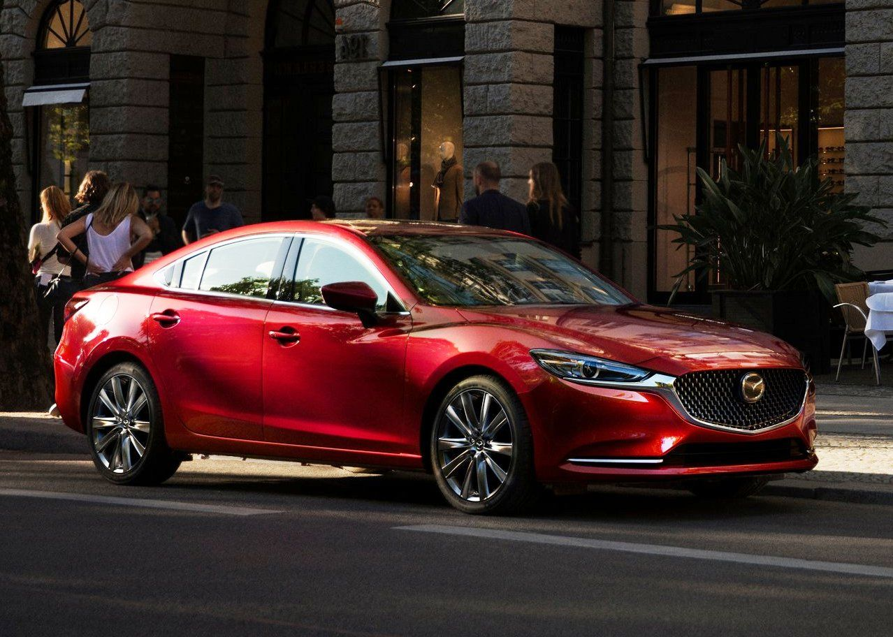 Although Brand New Model Is Still Fresh In Mazda Engineers Are Not Stopping With Developments The Brand New 2019 Mazda 6 Will Be Remarkable Mobil Impian Mobil
