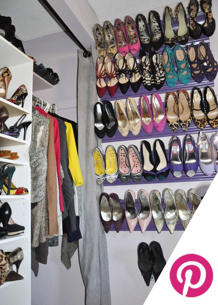 Hanging High Heeled Shoes Organizer