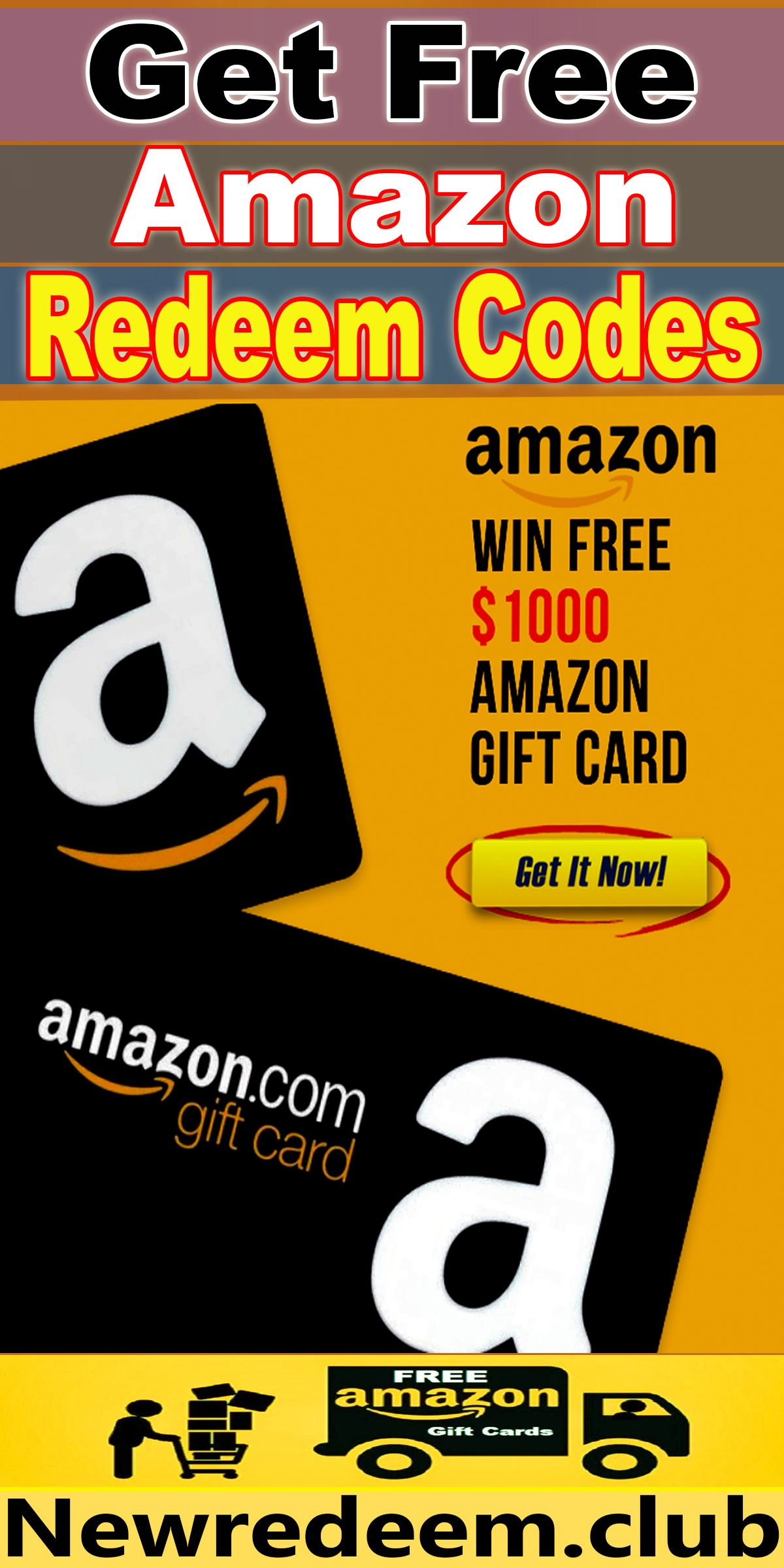 Easy way to earn free amazon gift cards 2020 in 2020