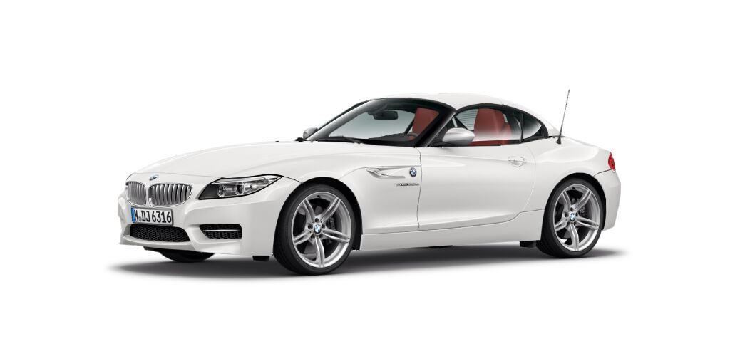 BMW Z4 - Aesthetics in form of a car.