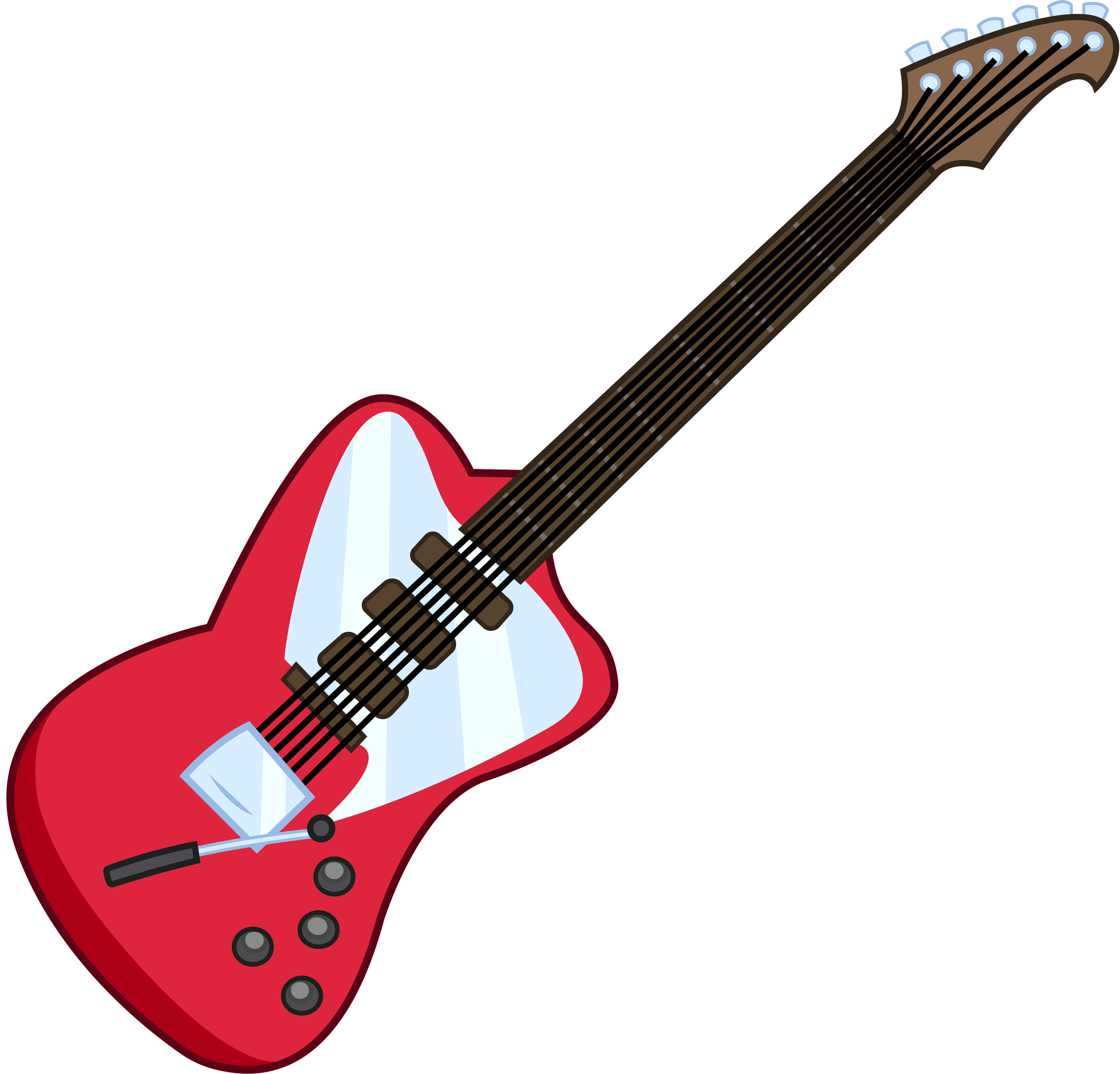 Mlp Eg Flash Sentry Guitar Vector By Mlpcreativelab Guitar Vector My Little Pony Pictures Mlp