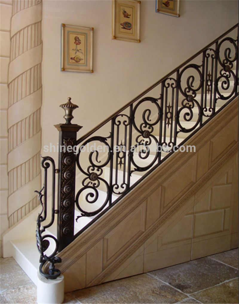 outdoor iron railing designs - Google Search