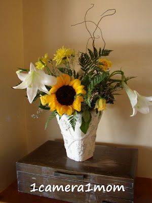 """""""The earth laughs in flowers.""""  by e.e. cummings  http://1camera1mom.blogspot.com/2012/07/cut-flowers-1.html# #flowers #quotes"""