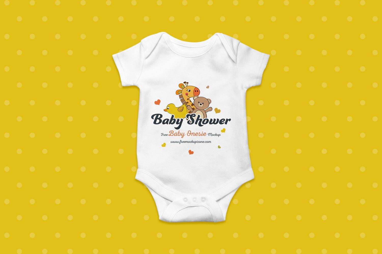 Download Free Baby Onesie Mockup Psd Free Baby Stuff Baby Onesies Onesies