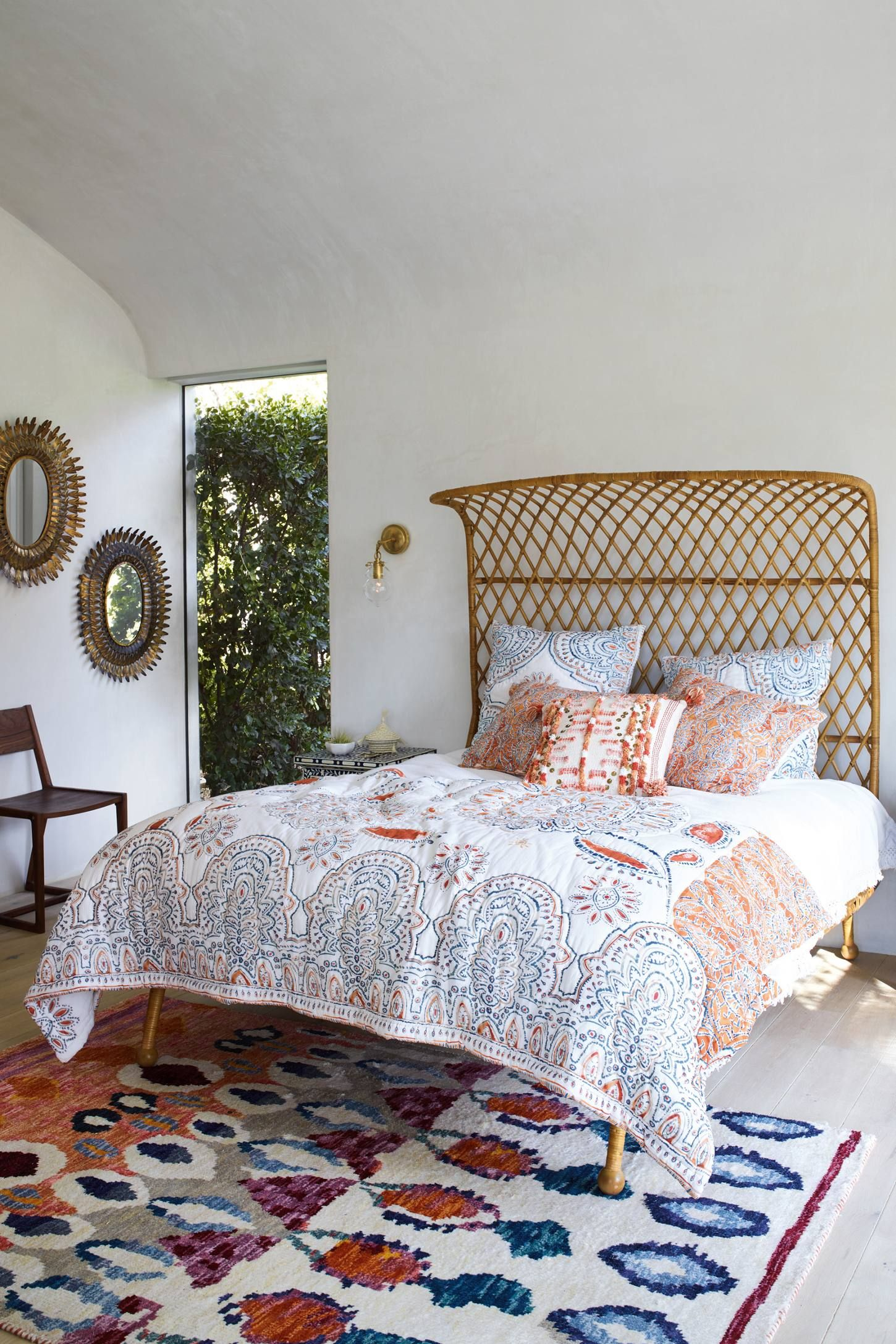 Shop the Curved Rattan Bed and more Anthropologie at Anthropologie today Read customer reviews discover product details and more
