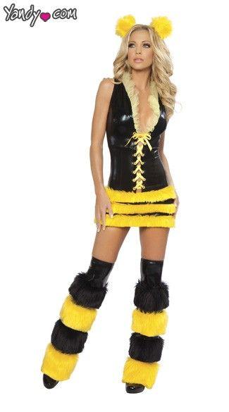 Queen Bee Sexy Costume  sc 1 st  Pinterest & Queen Bee Sexy Costume   Costumes Halloween costumes and Halloween town