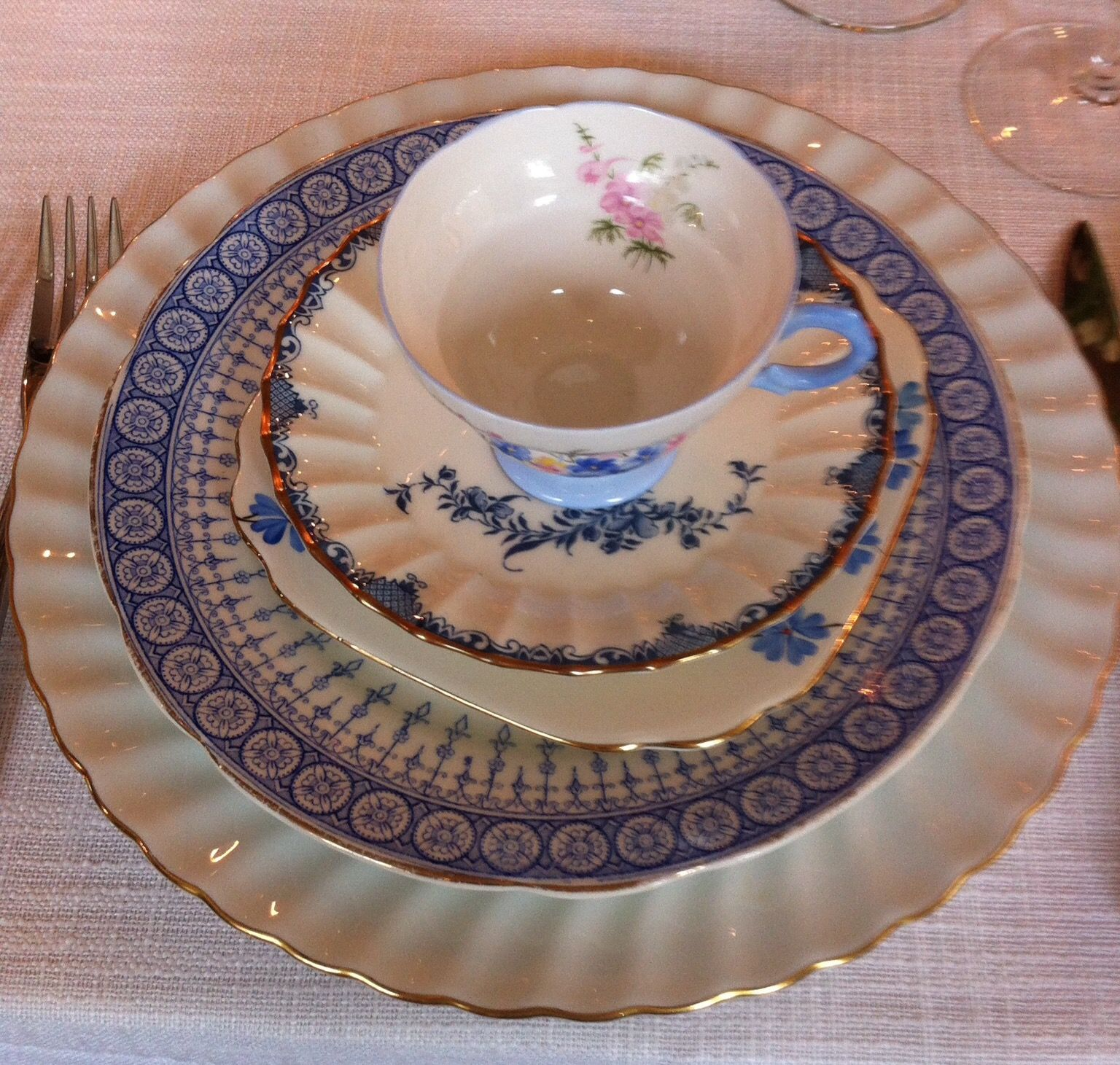 Pin by vintage english tea cup fine vintage china rentals on fine