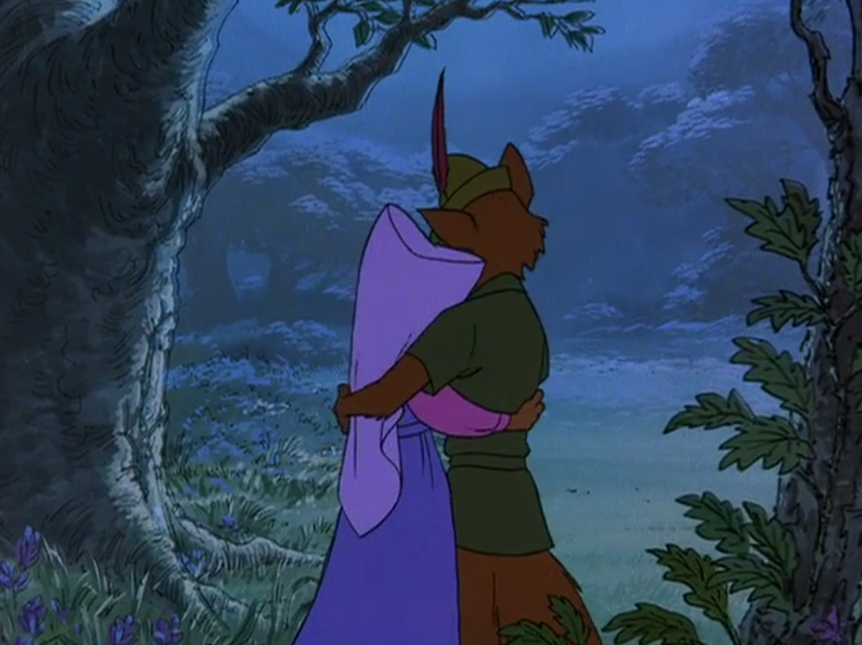 Love goes on and on ♫ RobinHood (With images) Disney