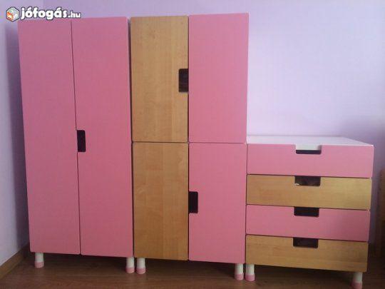 Eladó IKEA Stuva szekrények | bútor beszerzés | Pinterest