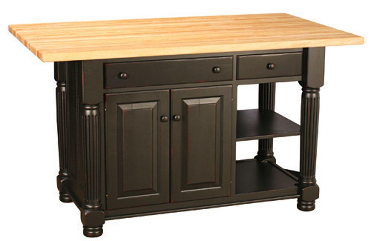 inspiration home table pertaining decor block kitchen wonderful butcher island to