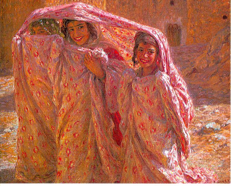 Image result for MUSULMAN  peinture