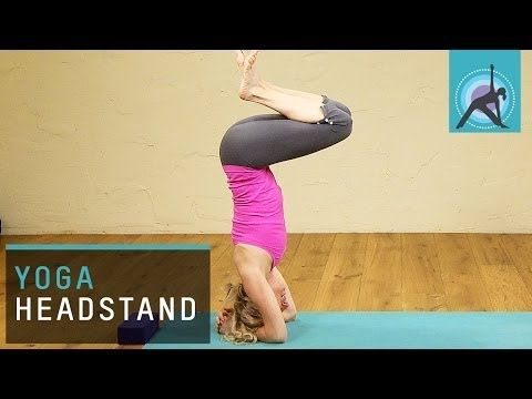 headstand sirsasana with detailed stepbystep to get