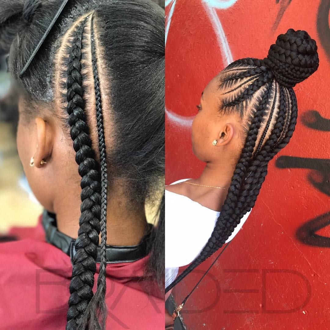 891 Likes 19 Comments Shy Suling Braided On Instagram Gm Book Under Half U Girls Hairstyles Braids Cornrow Hairstyles Kids Braided Hairstyles